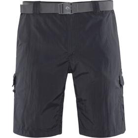Columbia Silver Ridge II Cargo Spodnie krótkie Mężczyźni czarny